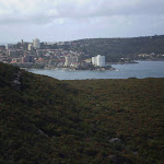 Manly from Dobroyd Head (39120)