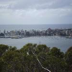 View from Arabanoo Lookout