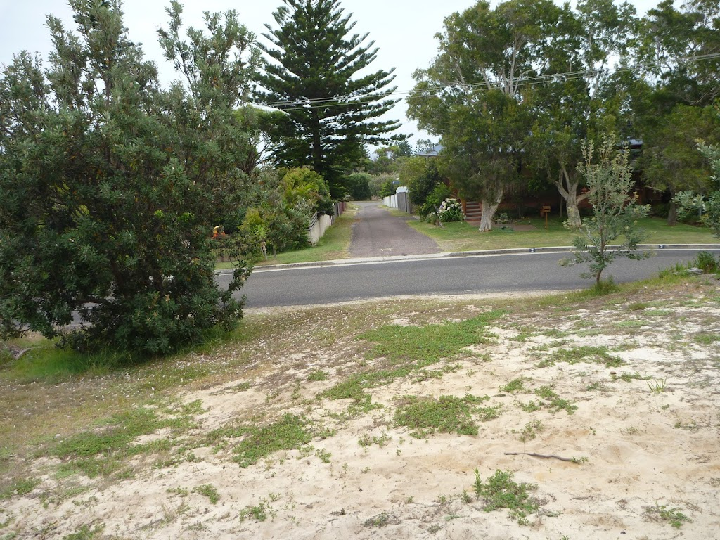 Collier St in Redhead near the Awabakal Nature Reserve