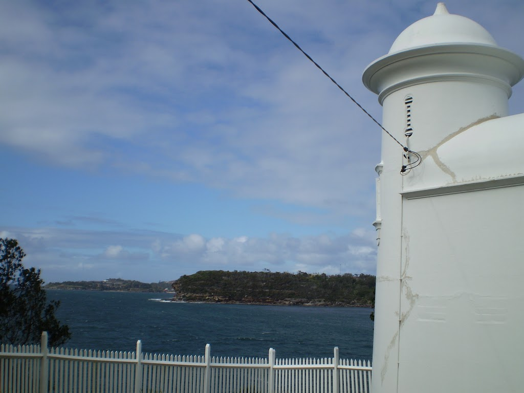 The Grotto Point Lighthouse