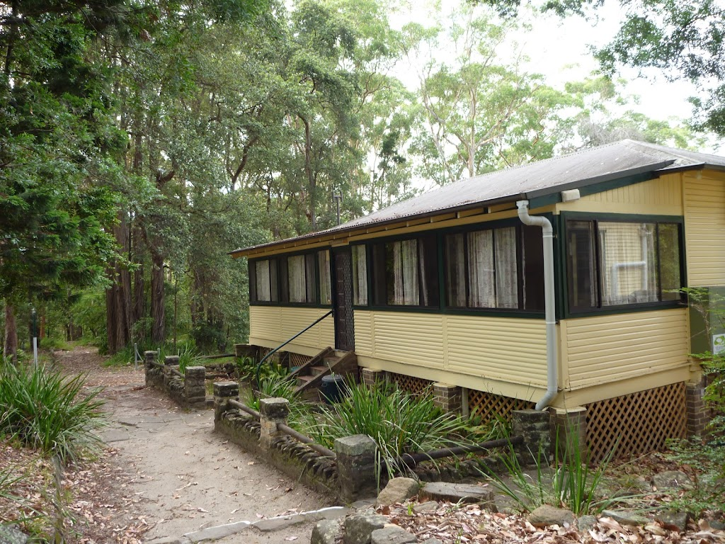 Baden Powell Scout Camp - accomodation