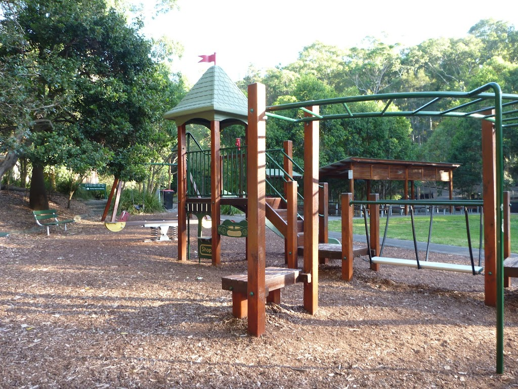 Childrens playground at Carnley Ave in Blackbutt Reserve (399250)