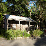 Information centre at Carnley Reserve in the Blackbutt Reserve