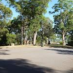 Lookout Road Car Park in Blackbutt Reserve