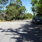 Top of Ridgeway Road in New Lambton Heights