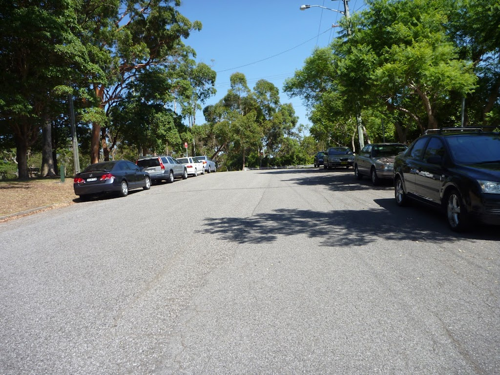 Ridgeway road in New Lambton Heights (400606)