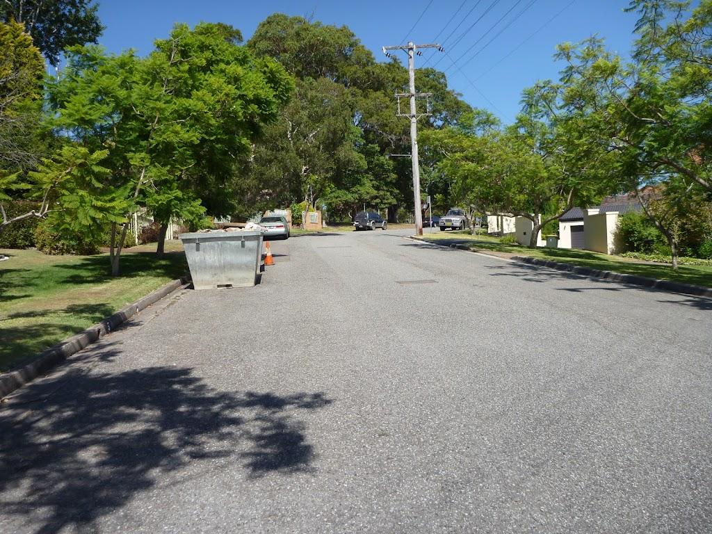 Ridgeway Road in New Lambton Heights