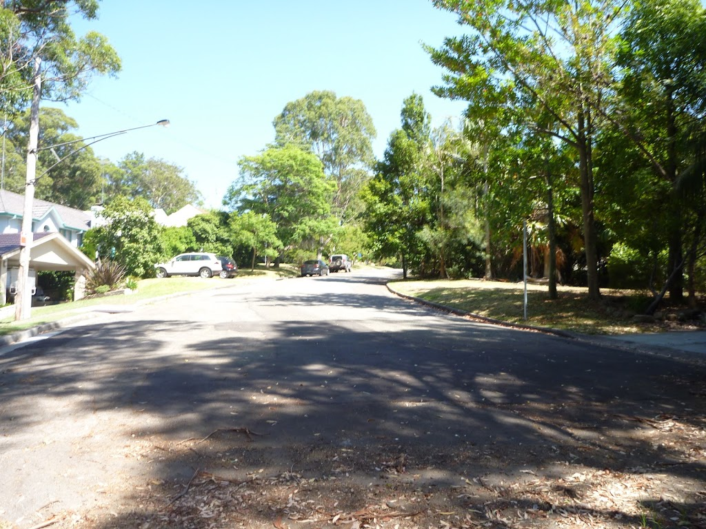 Ridgeway Road in New Lambton Heights near Blackbutt Reserve (400732)