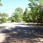 Ridgeway Road in New Lambton Heights near Blackbutt Reserve