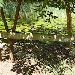 Sign at Lily Pond Picnic Area in Blackbutt Reserve