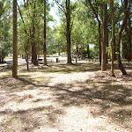 Mahognay Picnic Area in Blackbutt Reserve