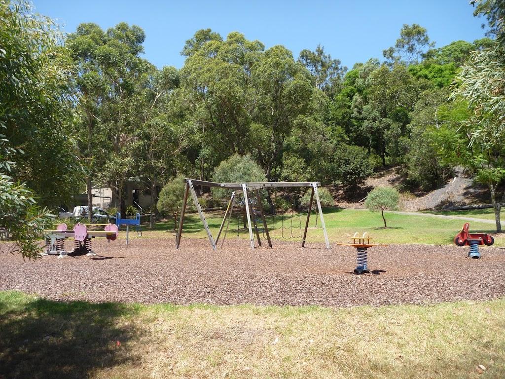 Childrens playground in Richley Reserve in Blackbutt Reserve