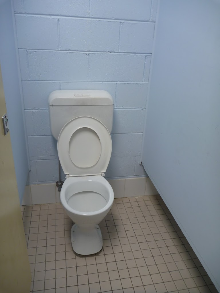 Toilet at Richley Reserve in Blackbutt Reserve