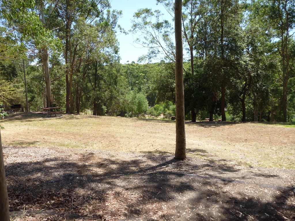 Large grassy clearing looking to the north in Richley Reserve (401944)