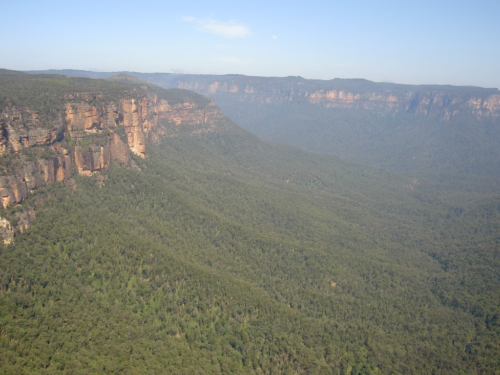 View into the Grose Valley