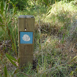 Track marker, Green Point Reserve