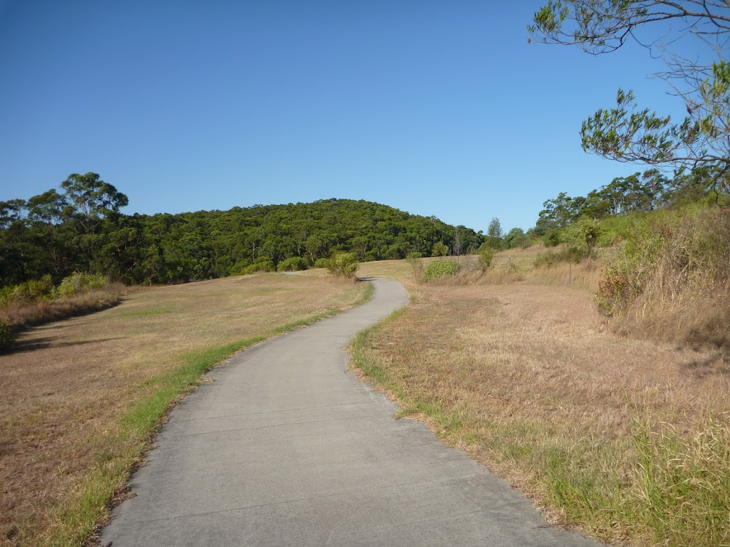 Path in Green Point Reserve