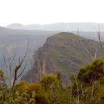 Lockley's Pylon from Fortress Ridge Track (40947)