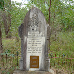 Thomas (Alice) McLaughlin's  Grave in Megalong Cemetery
