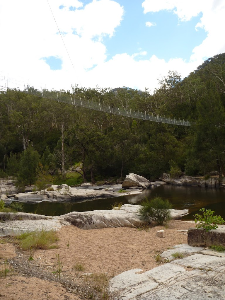 Bowtells Bridge from the Coxs River