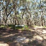 Int. Black Range Rd and Warlock Fire Trail (416612)