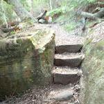 Stone steps near Apple Tree Bay (421006)