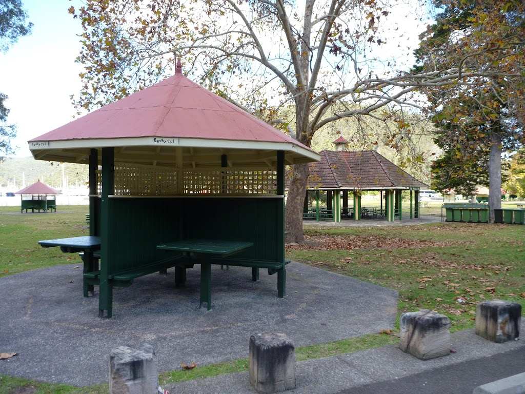 Picnic area at Bobbin Head (421297)
