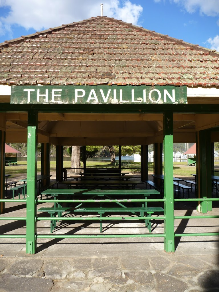 The Pavilllion at Bobbin Head