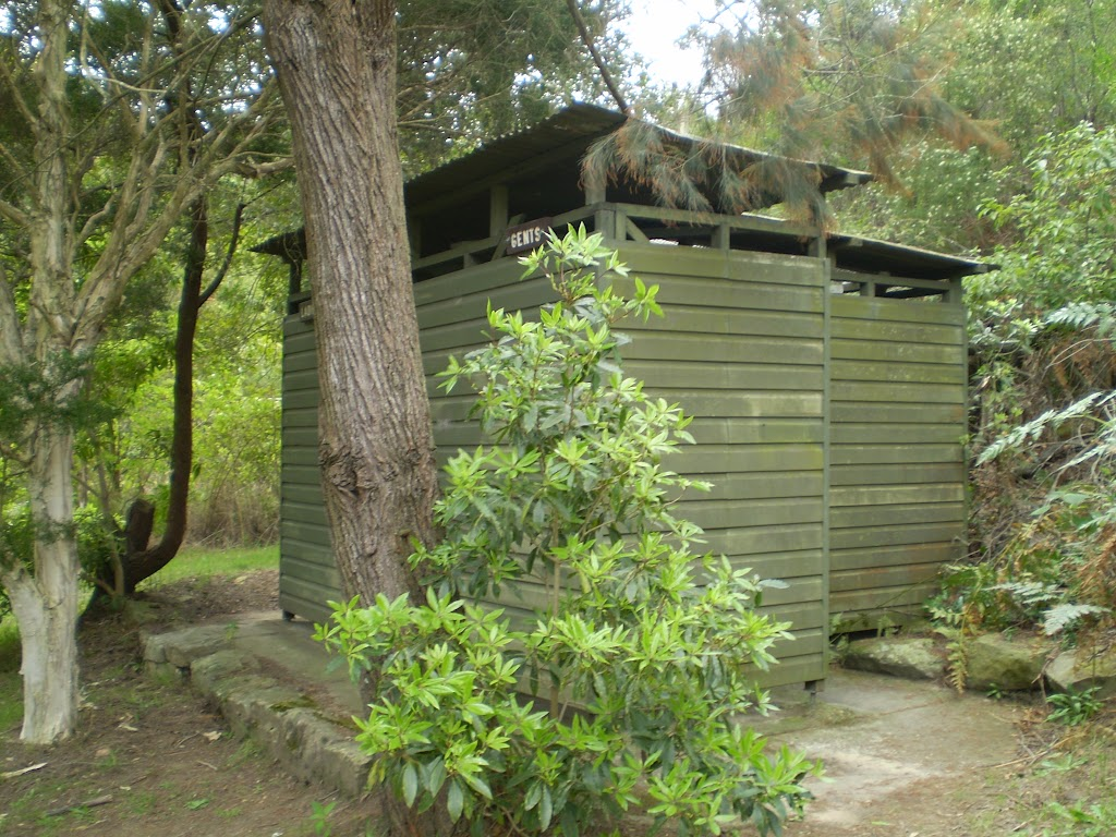 Toilet at Bantry Bay Picnic Area