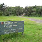 Welcome to Banksia Green campground