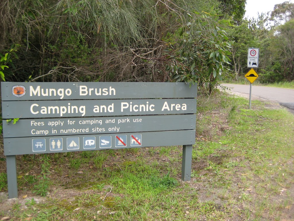 welcome to Mungo Brush