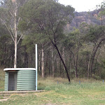 A loo with a view and Newnes