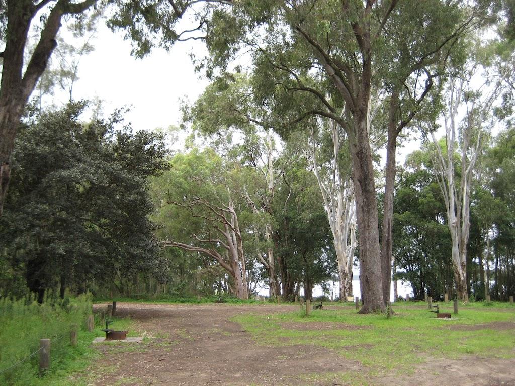 Korsmans Landing camping area