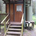 The toilet at Bungaree Bay