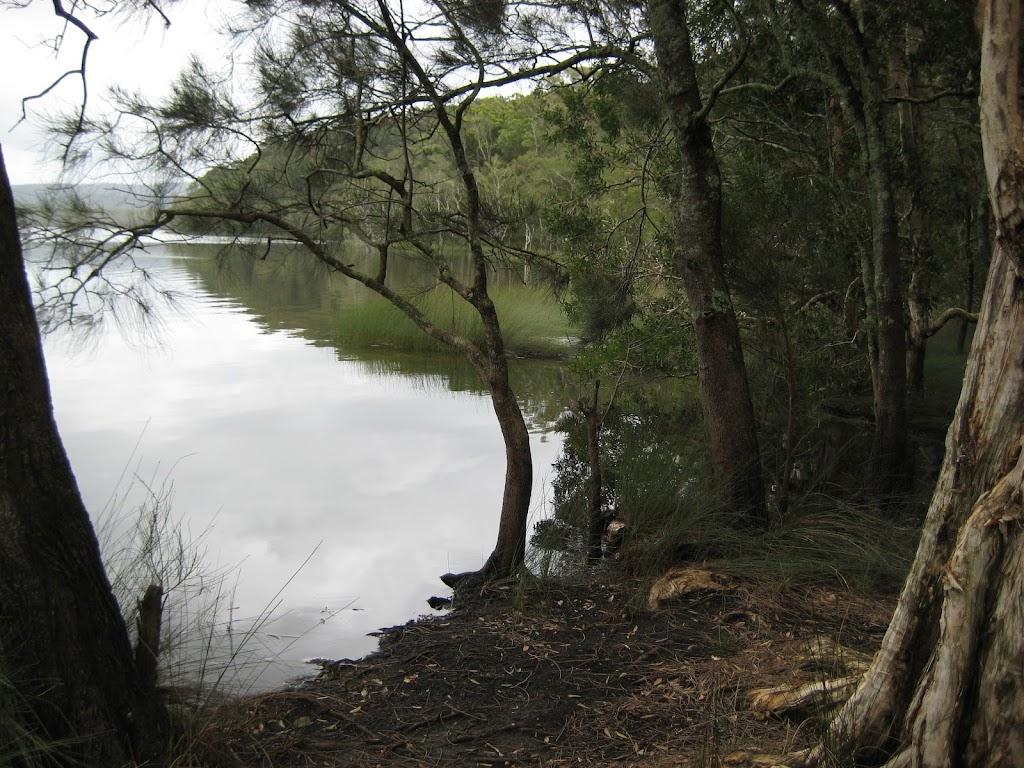 Edge of Bungaree Bay