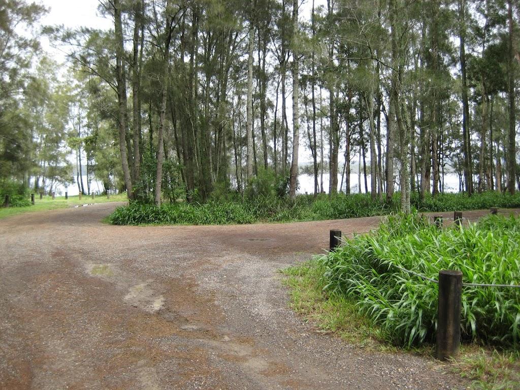 Bungaree Bay camping area