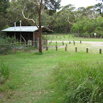 Yagon campground and toilet block