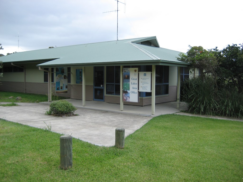 Park office and info centre
