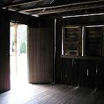 inside Kylies Hut
