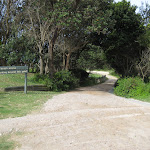 4wd access to beach from Diamond Head camping ground