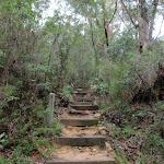 Wooden steps (47864)