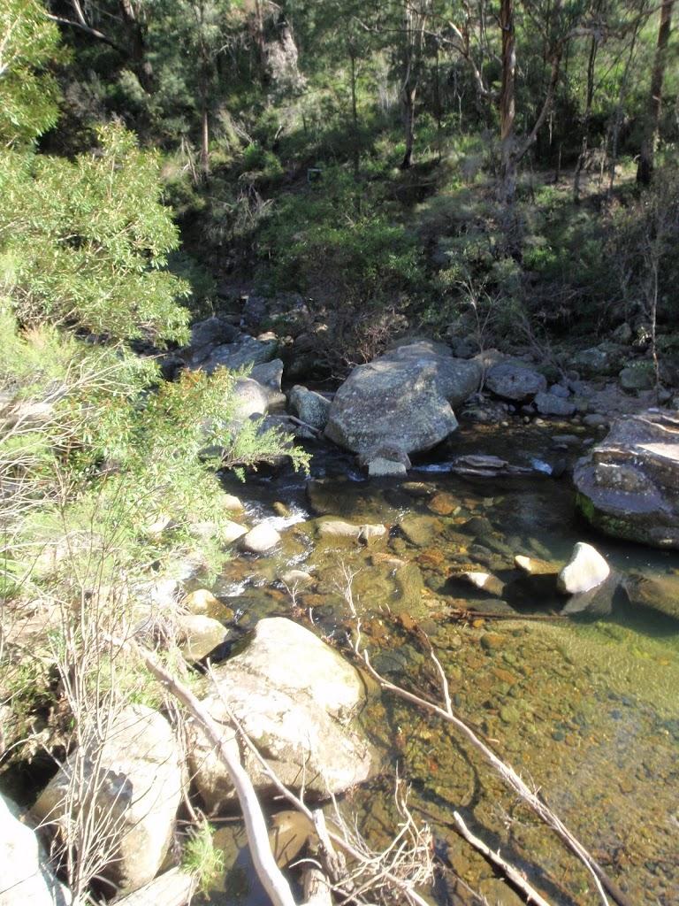Gross River crossing