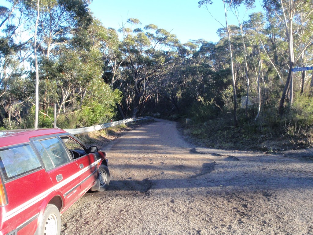 Start of Glenraphael Drive