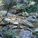 Creek crossing over Govetts Creek (49880)