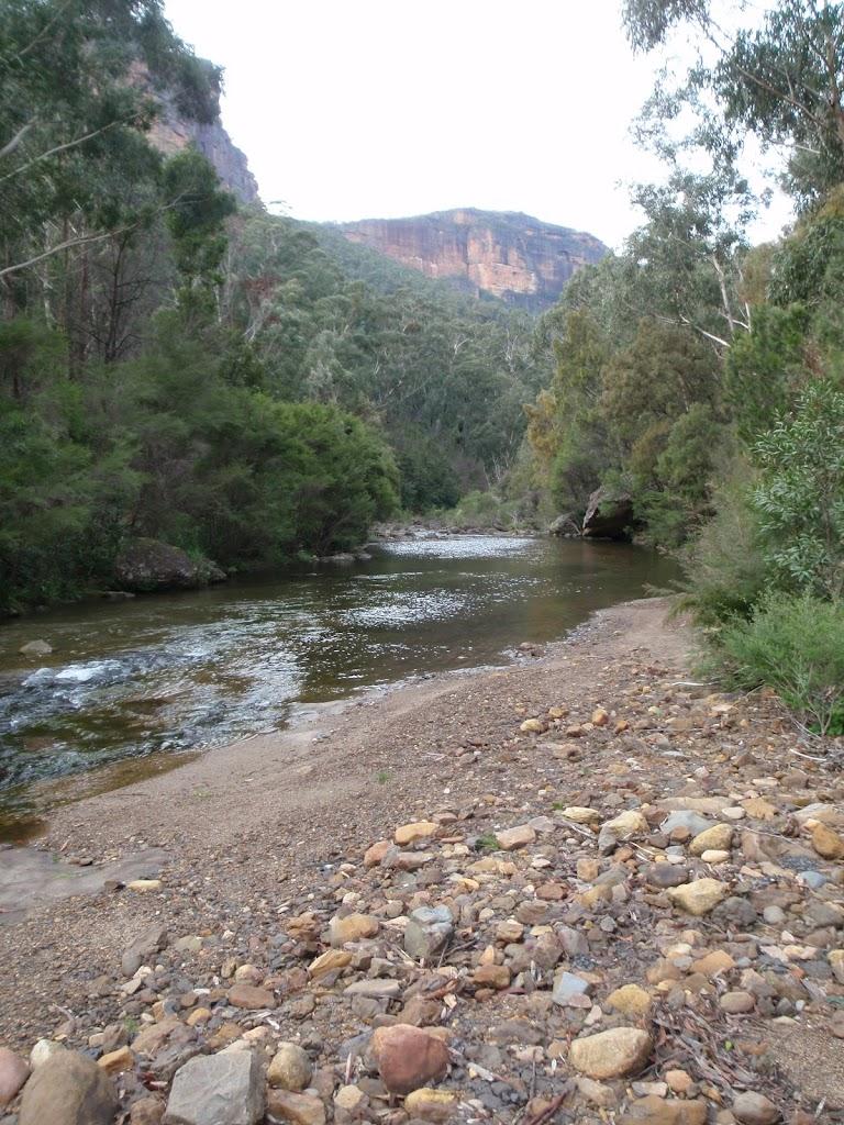 Grose River near Burra Korain Flat