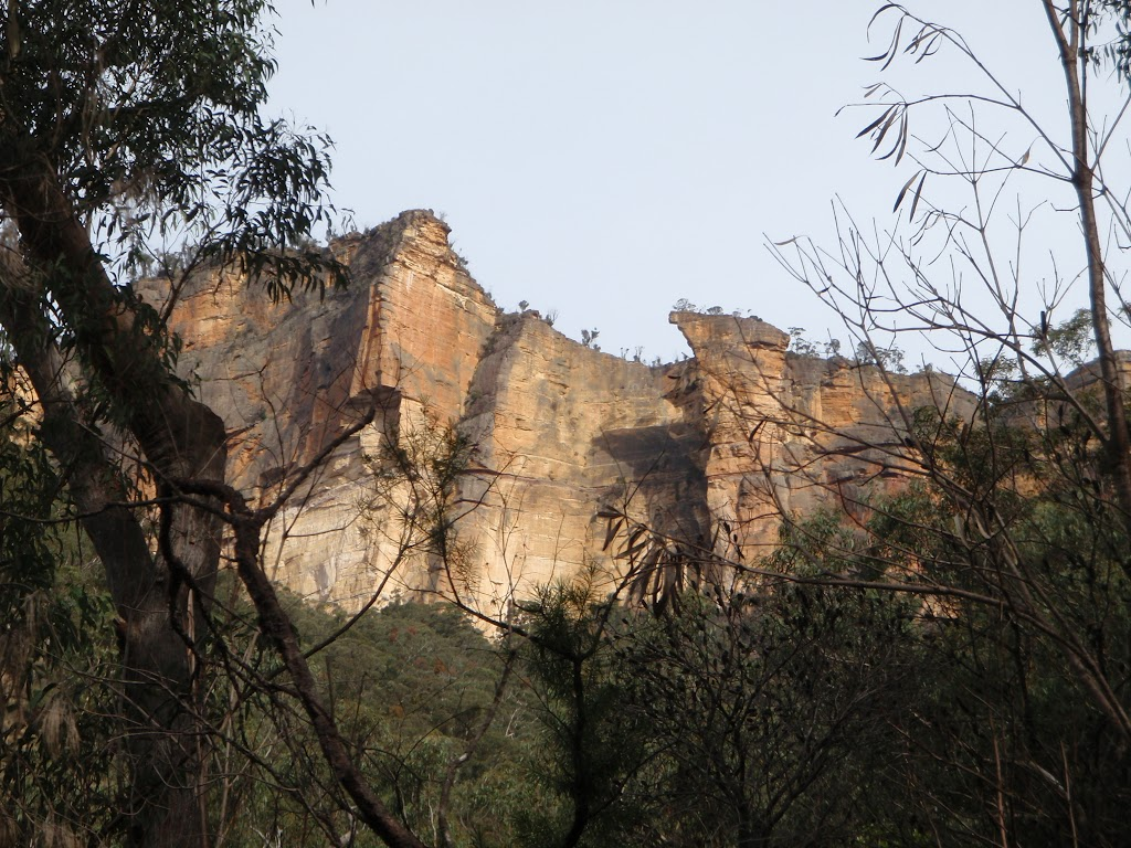 Hanging Rock from the Grose valley
