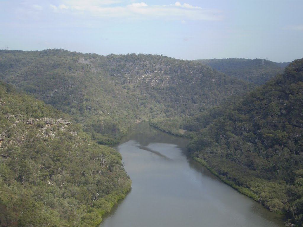 View from Naa Badu Lookout