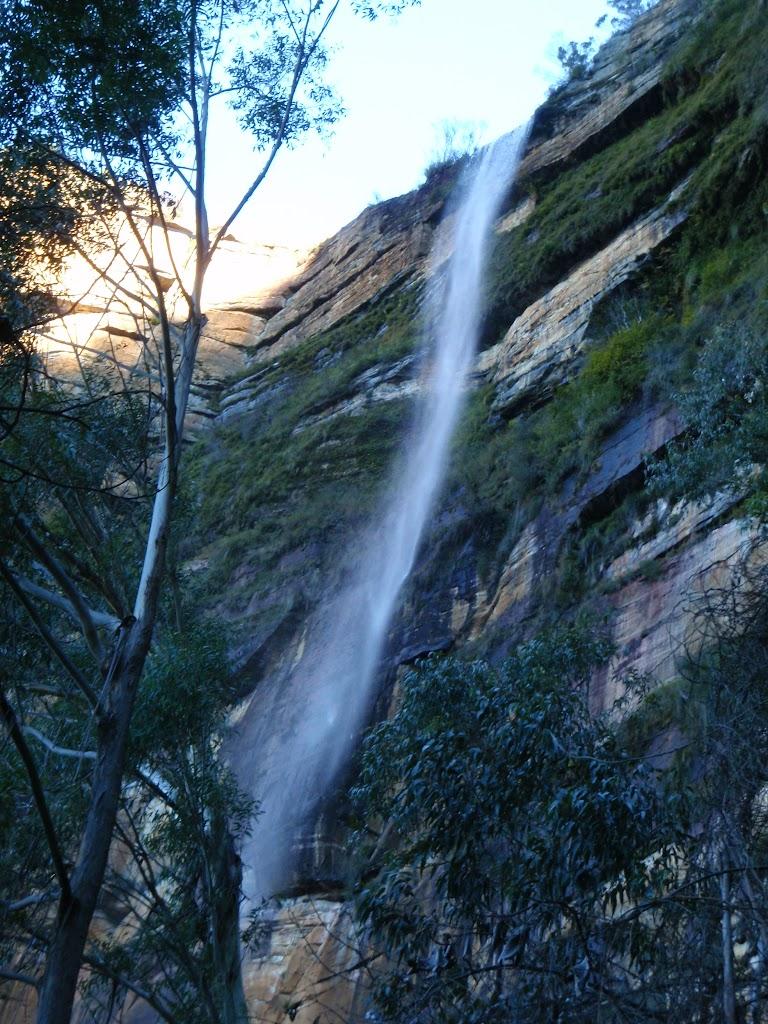 Govetts Leap falls