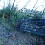 Burnt signpost (51188)