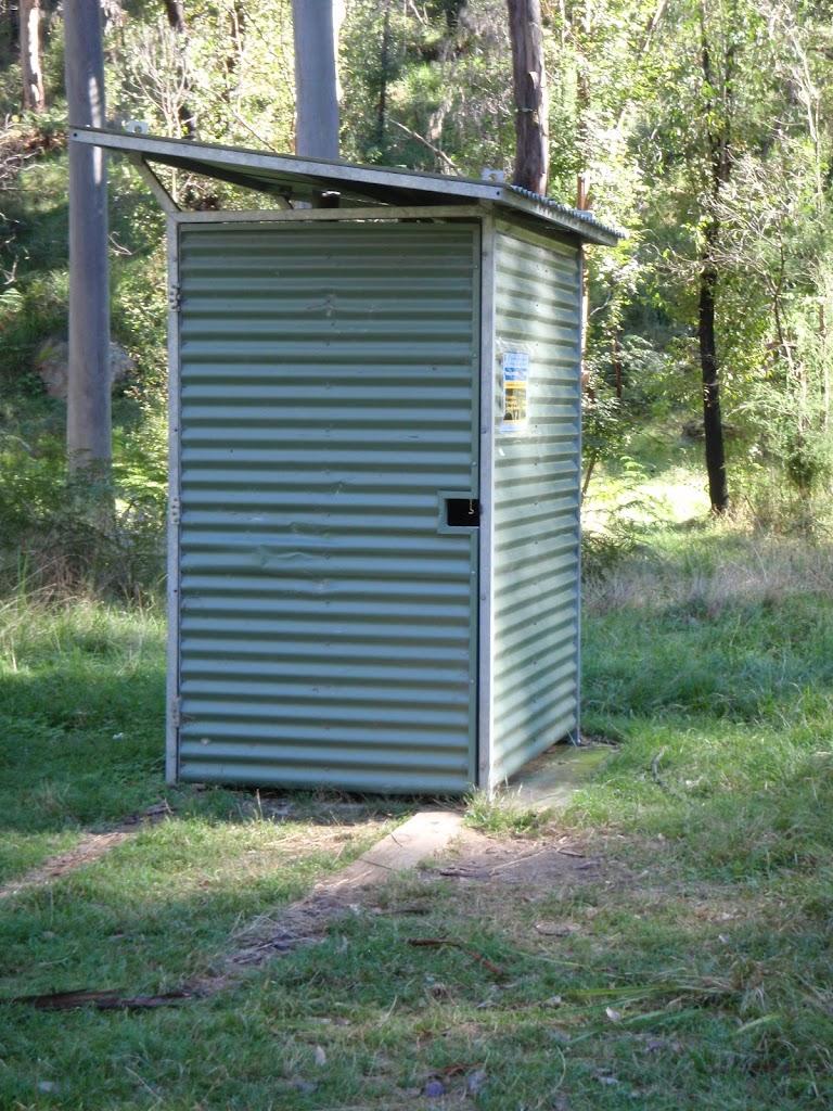 Toilet at Acacia Flats